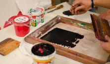 Andy Warhol nyomában - Szitázó Műhely