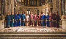 A Szent Efrém Férfikar bemutatja: Római Napok II – Musica Sacra az Örök Városból