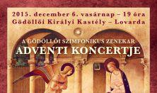 Adventi koncert Várdai István Liszt-díjas gordonkaművésszel