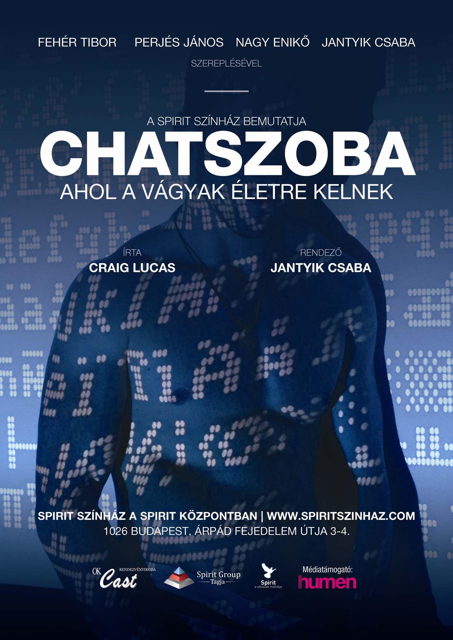 Chatszoba - A Te szemeddel