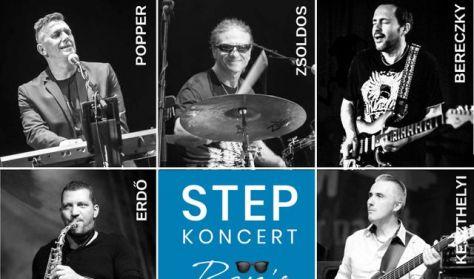 Step koncert - újabb lépés