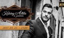 Kökény Attila és zenekara