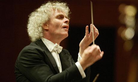 A Berlini Filharmonikusok szilveszteri gálakoncertje