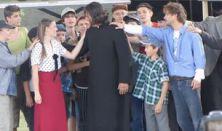 Gyermekek fénye - rockopera Don Bosco élete nyomán