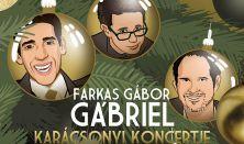 Gábriel karácsonyi koncertje