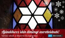 Beyond Budapest Ajándékutalvány 3 fő részére