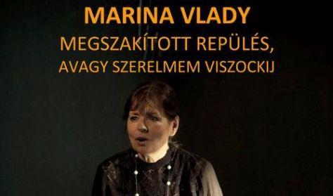 Megszakított repülés, avagy szerelmem, Viszockij (Marina Vlady önéletrajzi regénye alapján)