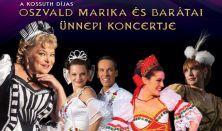 ÚJÉVI OPERETT GÁLA 2016 - Oszvald Marika és barátai ünnepi koncertje