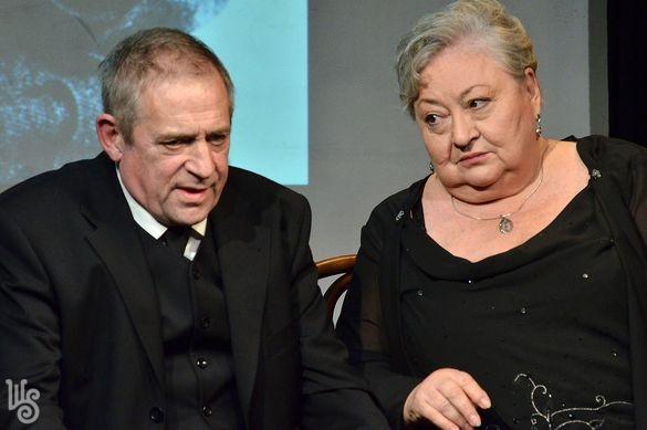 Jerome Kilty: Tisztelt Hazudozó! - Molnár Piroska és Jordán Tamás