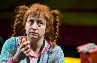 Astrid Lindgren: HARISNYÁS PIPPI_AN