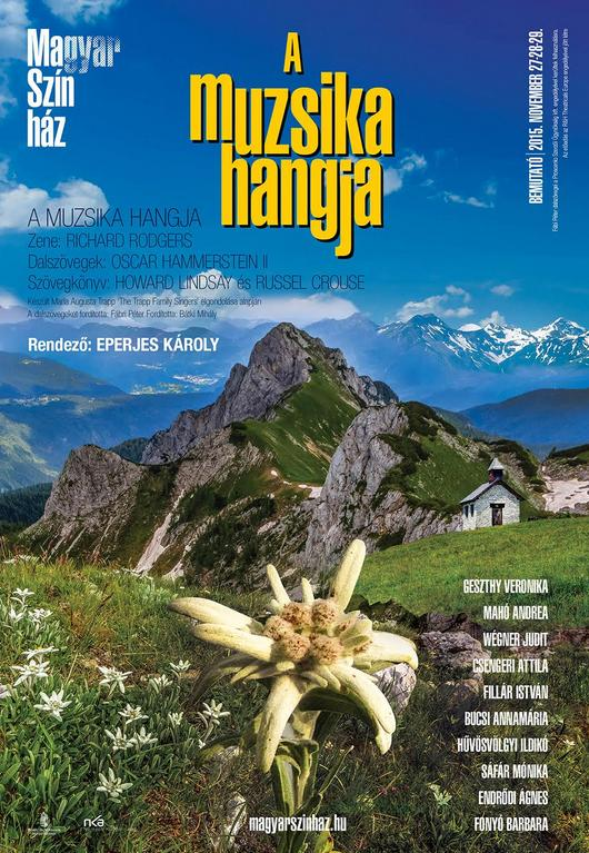 R.Rodgers-O.Hammerstein II.: A MUZSIKA HANGJA_AN
