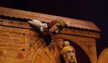 Fabók Mancsi Bábszínháza - A székely menyecske meg az ördög