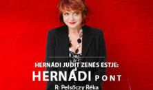 HERNÁDI pont  Hernádi Judit zenés estje