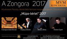 MVM Koncertek – A Zongora – Müpa-bérlet