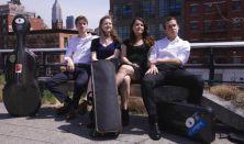 Az Eris String Quartet hangversenye