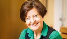 Prof. Dr. Bagdy Emőke előadása Egerben