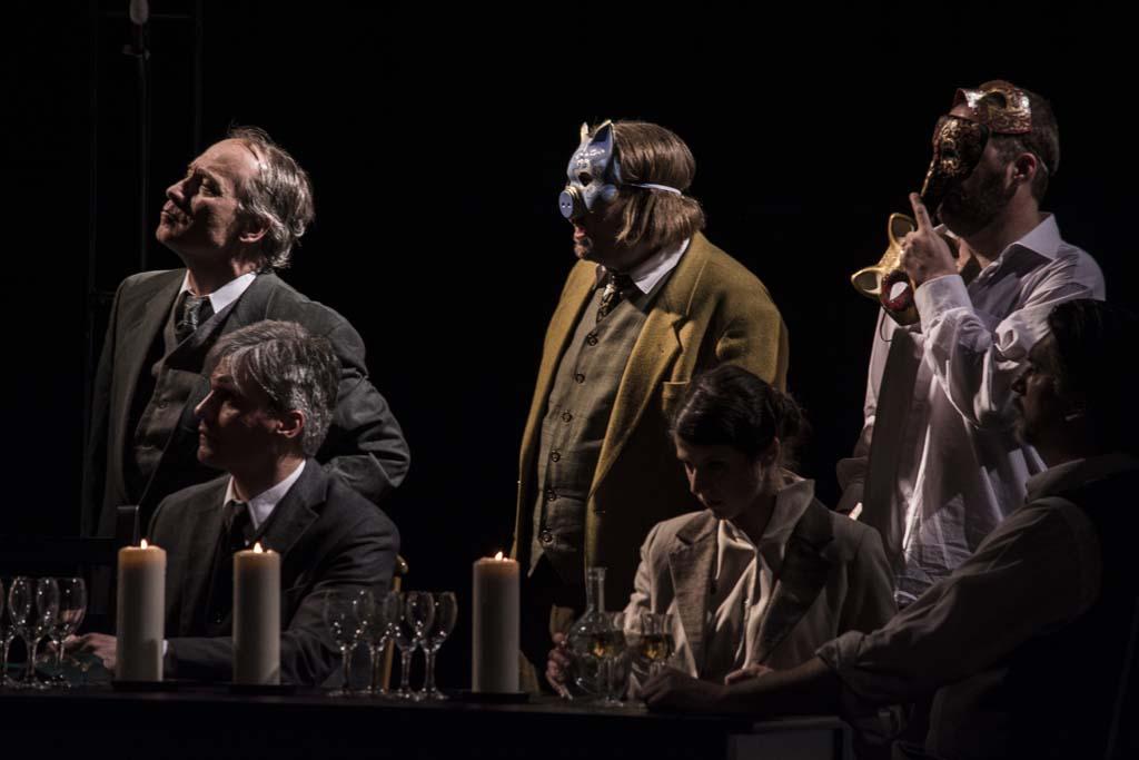 Udvari Kamaraszínház: Fehér Szarvas