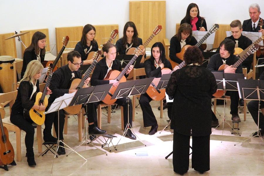 Arpeggio gitárzenekar koncert