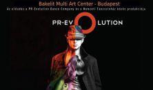 PR-Evolution Dance Company – Örök kikelet (zongora est)