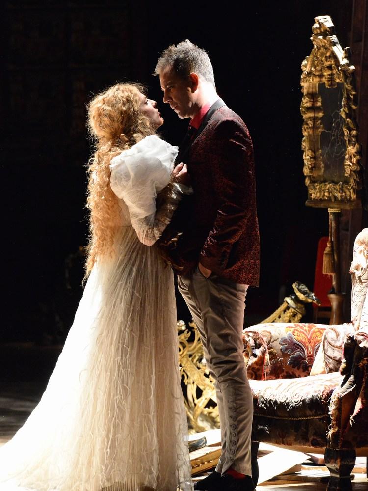 A királynő aranyból van (Stuart Mária)