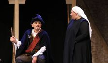 E. Rostand: Cyrano de Bergerac - zenés, színpadi előadás