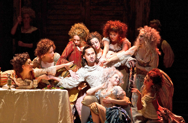MET 2016/2017 Mozart: Don Giovanni
