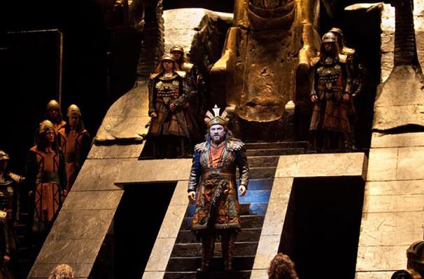 MET 2016/2017 Verdi: Nabucco