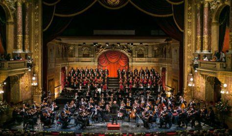 Újév az Operában