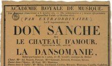 Don Sanche - kreatív közösségi lemezhallgatás
