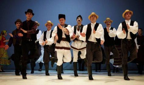 Folklór előadás/Folklore show  - Magyar Állami Népi Együttes