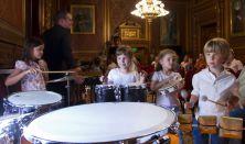 Csengő-bongó délután - fuvola, klarinét, fagott