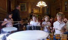 Csengő-bongó délután - zongora