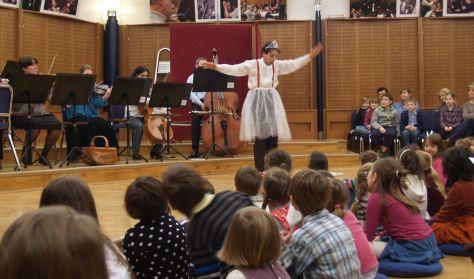 Manó koncert III. - FARSANG (koncert gyerekeknek 3-12 éves korig)