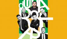 Dumaszínház ROAST: Kiss / Dombi / Csenki / Felméri / Edu / Majka