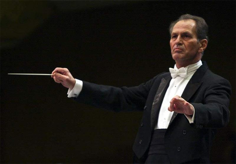 Mozart: Zongoraverseny A-dúr, Mahler: I. szimfónia - Ránki Dezső - zongora - vezényel: Christian Man