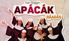 Dan Goggin APÁCÁK musical komédia Ráadás
