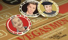 Vegas Men + Funky Feeling Party - Bebe, Giorgio, Gyurcsík Tibor, DJ SuriImi