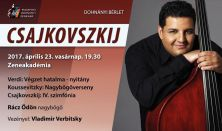 Budafoki Dohnányi Zenekar, Dohányi bérlet 5.