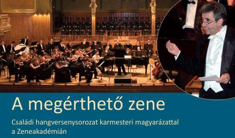 Budafoki Dohnányi Zenekar, A megérthető zene, Mozart: Á-dúr zongoraverseny K.488