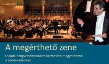 Budafoki Dohnányi Zenekar, A megérthető zene, Bartók Béla: A kékszakállú herceg vára