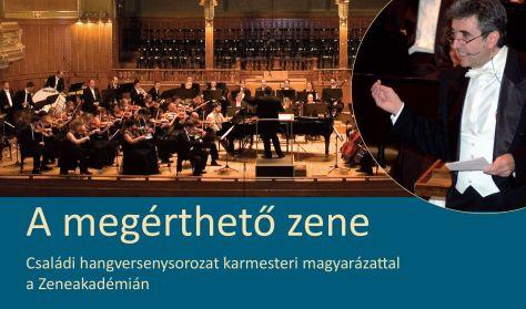 Budafoki Dohnányi Zenekar, A megérthető zene, Vivaldi: Négy évszak