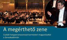 Budafoki Dohnányi Zenekar, A megérthető zene, Gyöngyösi: Gólyakalifa