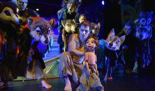 Dés-Geszti-Békés: A DZSUNGEL KÖNYVE - a musical bábszínpadi változata két részben