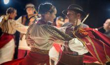 MEGIDÉZETT KÁRPÁTALJA, HÁGÓKON INNEN ÉS TÚL - táncjáték egy részben - Magyar Állami Népi Együttes
