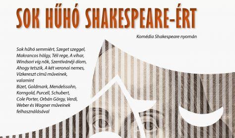 Budafoki Dohnányi Zenekar, Sok hűhó Shakespeare-ért, Vezényel: Hollerung Gábor