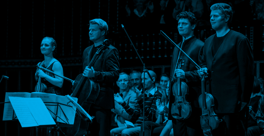 Kelemen Kvartett - Összkiadás élőben