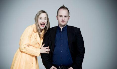 Harcsa Veronika és Gyémánt Bálint - Tell Her - lemezbemutató koncert