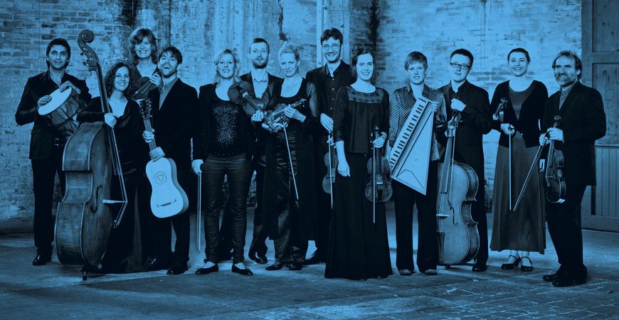 Leszek Możdżer és a Holland Baroque Society