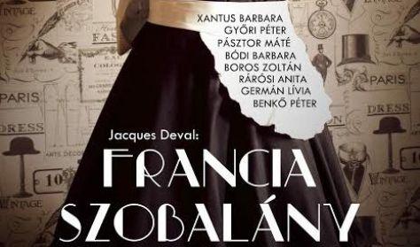 FRANCIA SZOBALÁNY