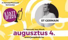 Paloznaki Jazz Piknik <br>  St. Germain - Aug. 4.